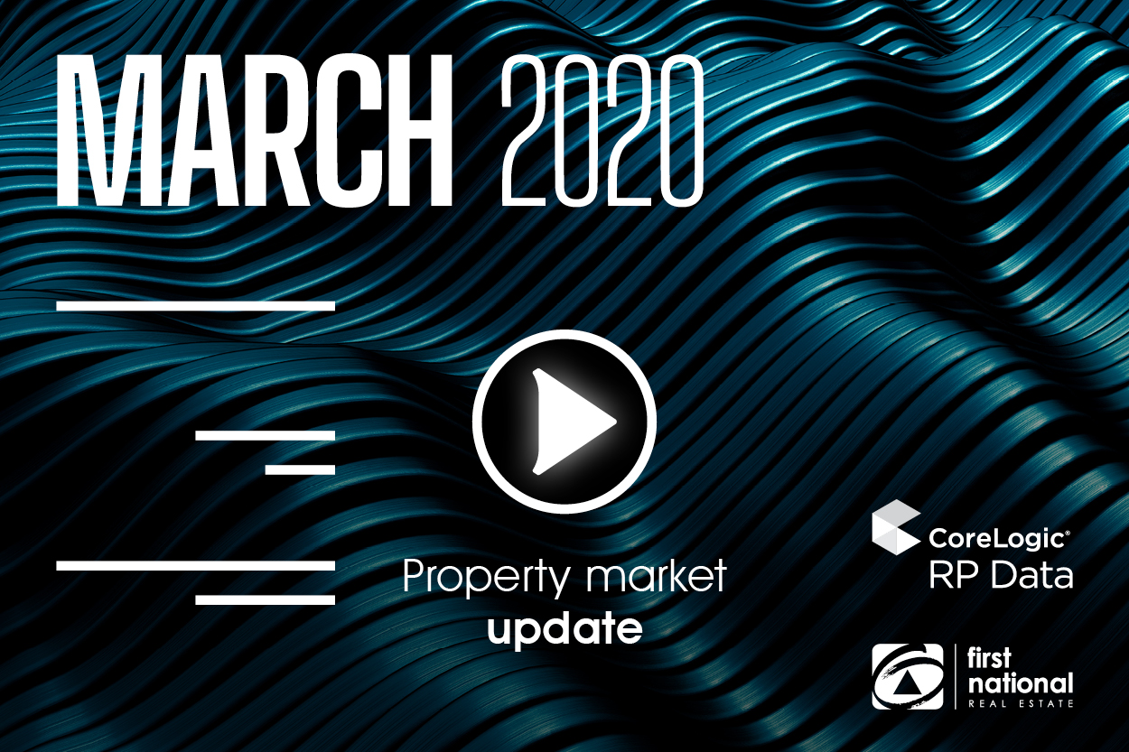 CoreLogicRP Data March 2020 Market Update
